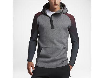 Sweat Sportswear À Capuche Nike Homme Fleece Pour Zippé Tech Demi TJc3lK1F