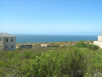 Build your dream home in the Pezula Golf Estate