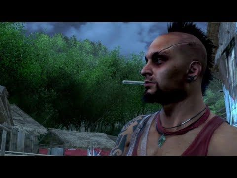 Far Cry 3 -- The Savages: Vaas & Buck [UK]