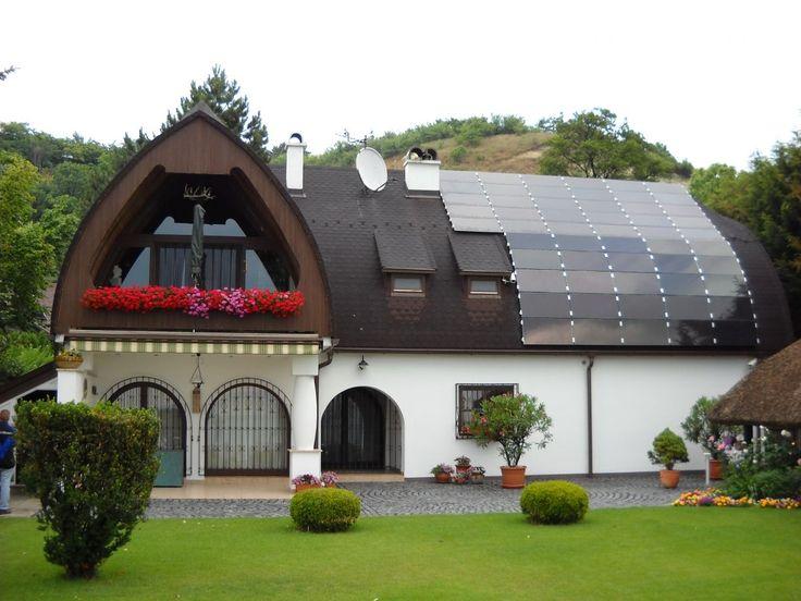Napelemes ház 2