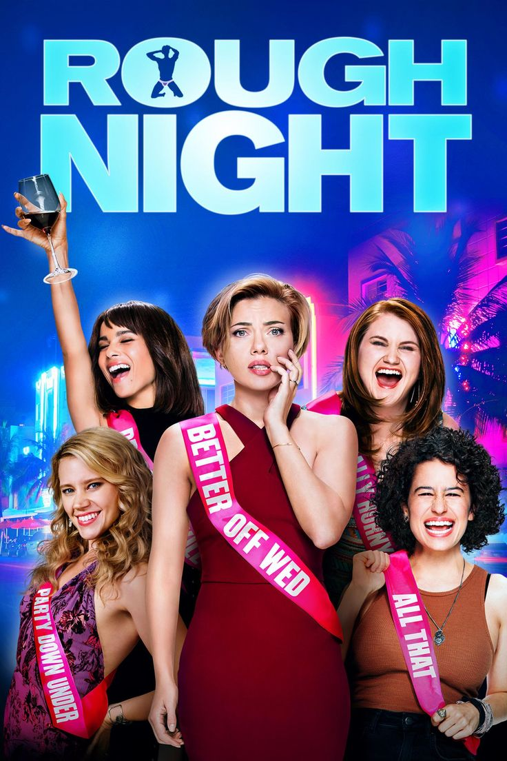 Rough Night - OceanMovies
