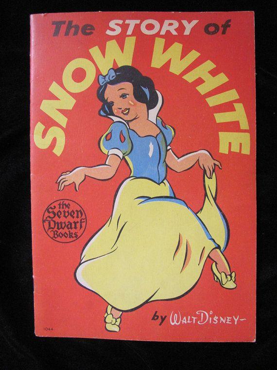 Snow White - Vintage