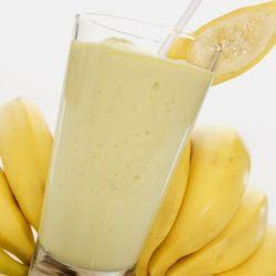 Tahini Banana Almond & Coconut Smoothie