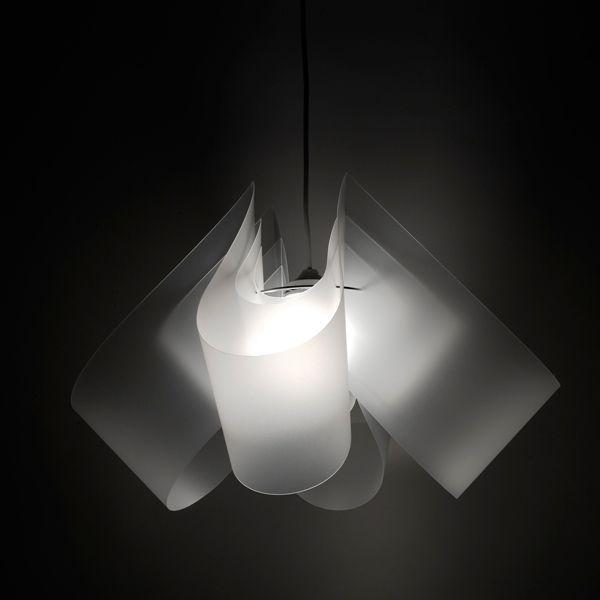 HIMIKO suspensjon lampe - ånd inspirert av japansk kunst og Zen - deco og design - Hiroshi Tsunoda - my-deco-shop.com (Norsk (Norwegian))