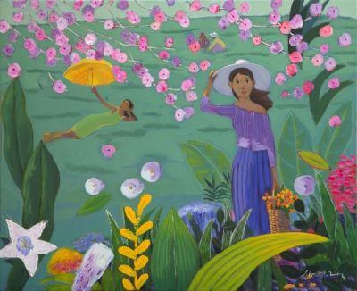 garden-spring/Lee John-lip - ARTMUSEE::KOREAN ARTISTS' ART SHOPPINGMALL
