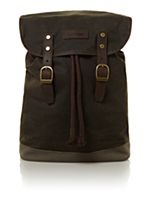 Barbour Beeswax city backpack (£120)