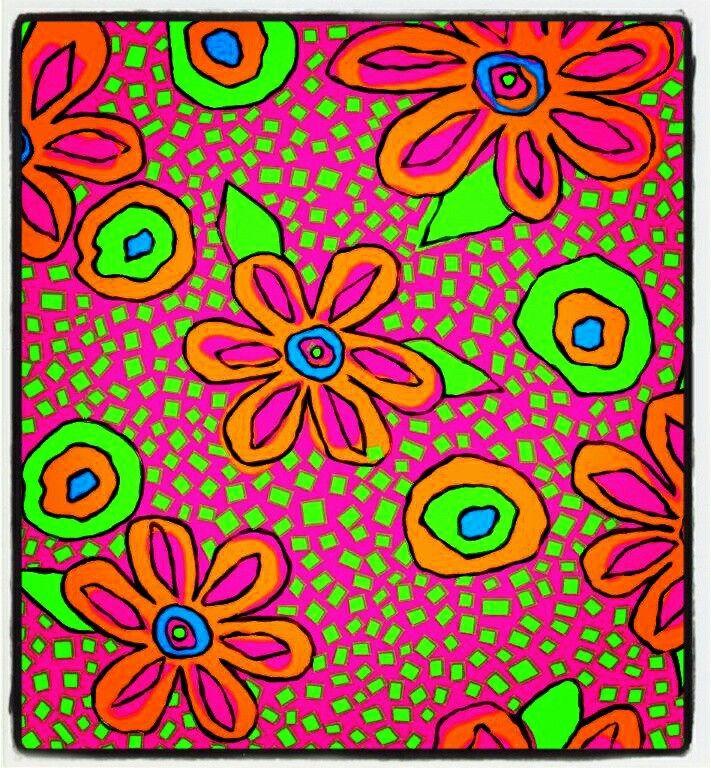 #tbt #ThrowBackThursday September 1991, design Funky Floral for Spring Summer 1992 Apparel Range designed by Craig Adam...
