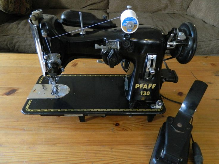 87 Best Images About Vintage Sewing Machines On Pinterest