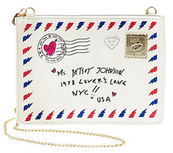 Something Different for Valentine's Day - Betsey Johnson
