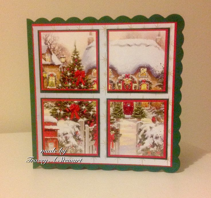 Ordinary Books On Card Making Part - 9: Hunkydory Little Book Of Festive Decoupage