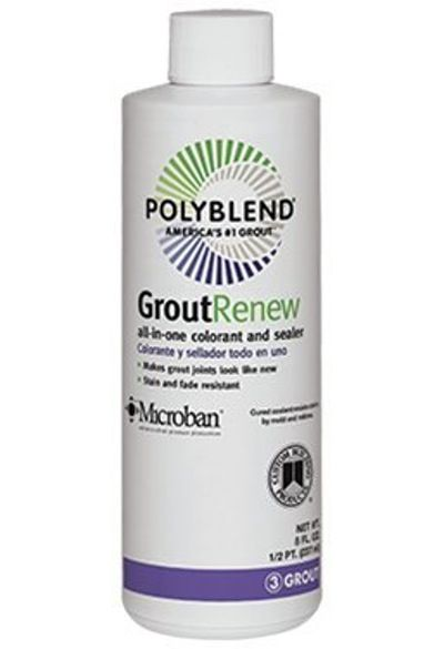 polyblend grout renew product