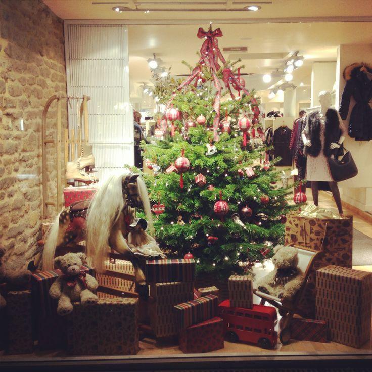 Traditional Christmas Window 2013