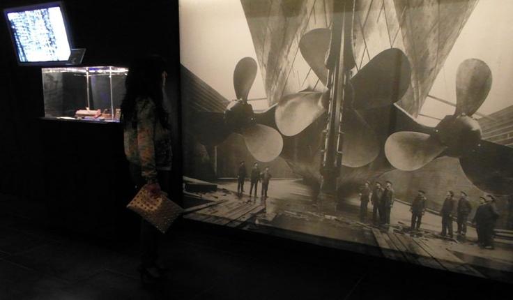 Exposición Titanic en Pabellón de la Navegación Sevilla by http://tupersonalshopperviajero.blogspot.com.es