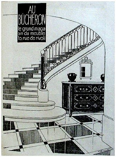 Foyer Staircase Quest : Best images about art deco stairs on pinterest