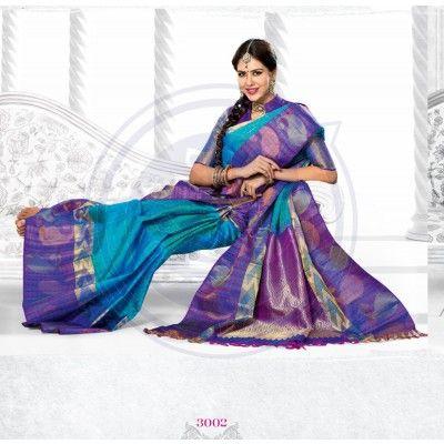 Estrila Branded Silk Sarees