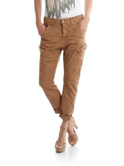Pantaloni Cargo - Rinascimento - Abbigliamento Made in Italy