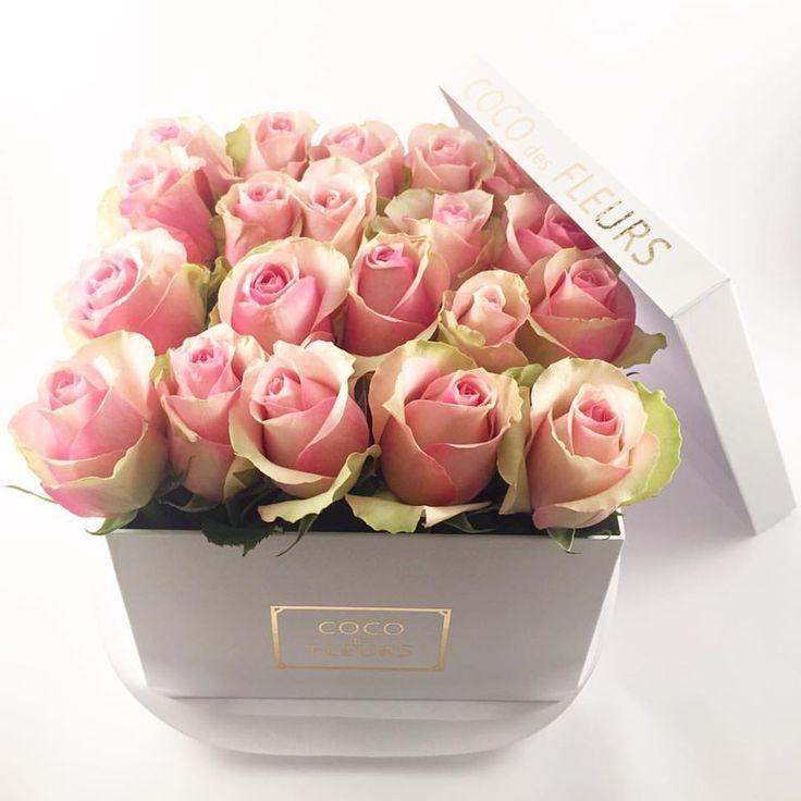 COCO des FLEURS #redroses #boxedroses #lastingroses #moet #blushroses #cocodesfluers #cocoluxur #customroses #initialroses #bridalroses
