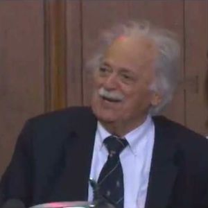 Still fighting for his friend - An interview with George Bizos