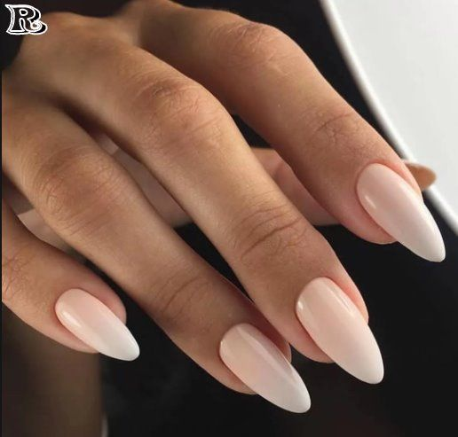 20 Gel Nail and French Mani with Ombre | Nails | Almond