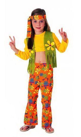 disfraz casero hippie niño - Buscar con Google
