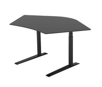 Quadro Sit-Stand Desk-Cube Design