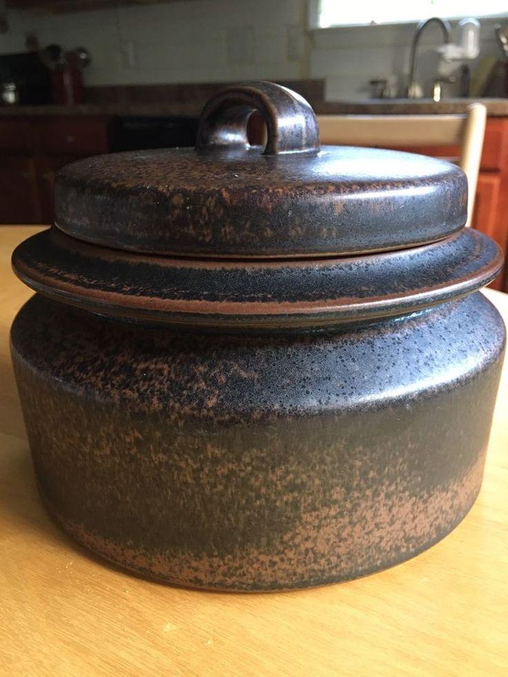 Vintage Arabia Finland Scandinavian Stoneware Soup Tureen Ruska by Ulla Procope  | eBay