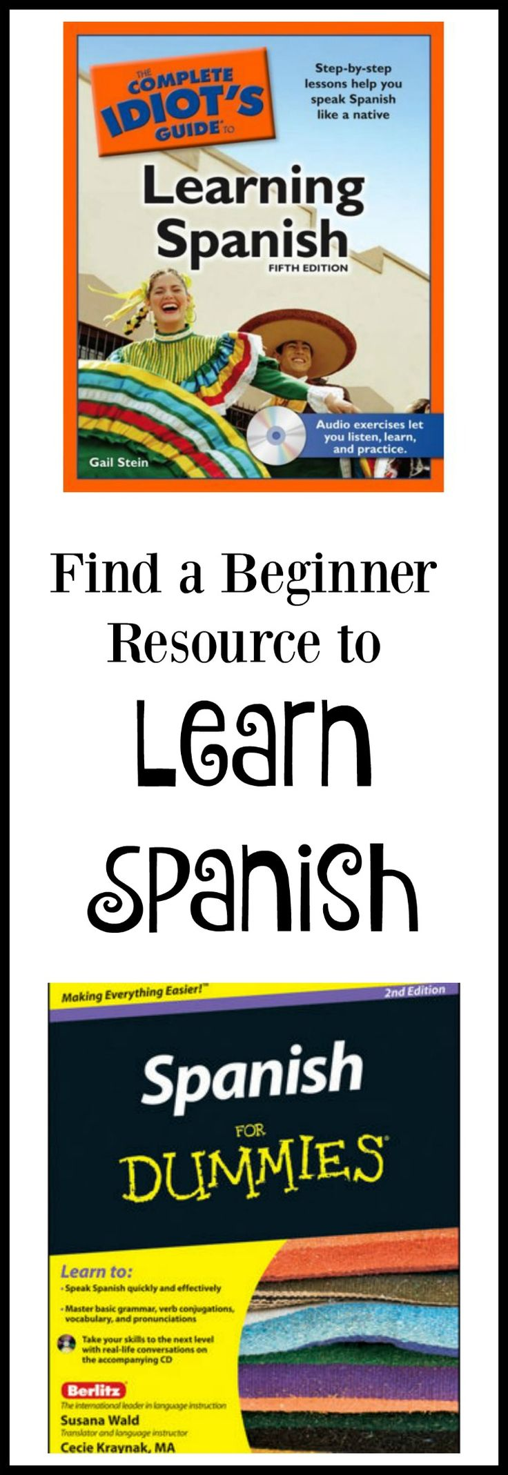 Need to learn basic Spanish? A visit to the bookstore could get you started. Read this comparison review to see which resource may be the best for you! via @LauraOinAK
