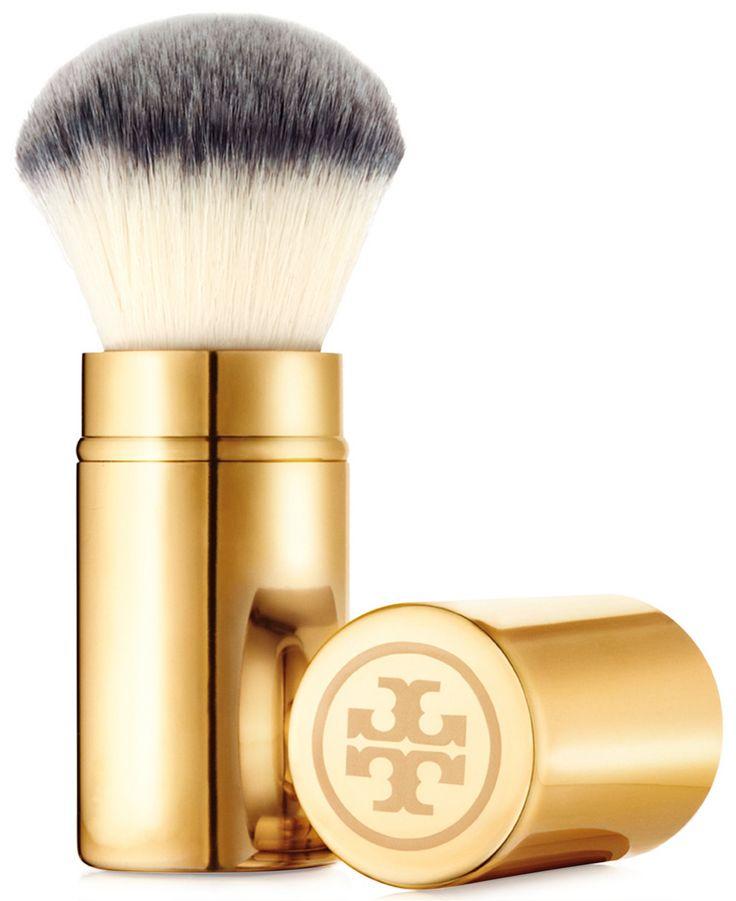 Beauty Blogger Tonya Mann's February Faves: Tory Burch Face Brush