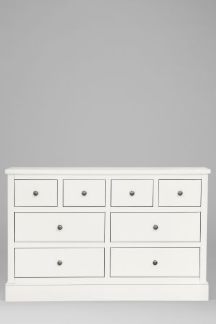 Buy Hove Wide Chest from the Next UK online shop