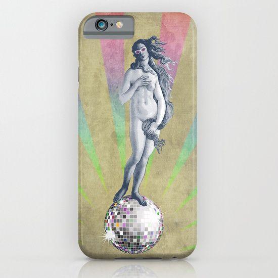 Disco Venus iPhone & iPod Case
