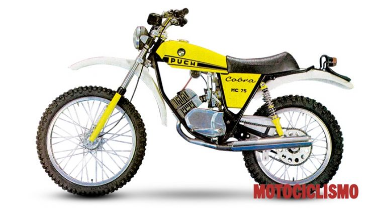 Puch MC 75 Cobra