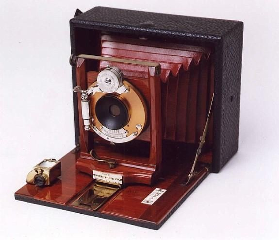 For the Vintage calumet 4x5 cameras recommend