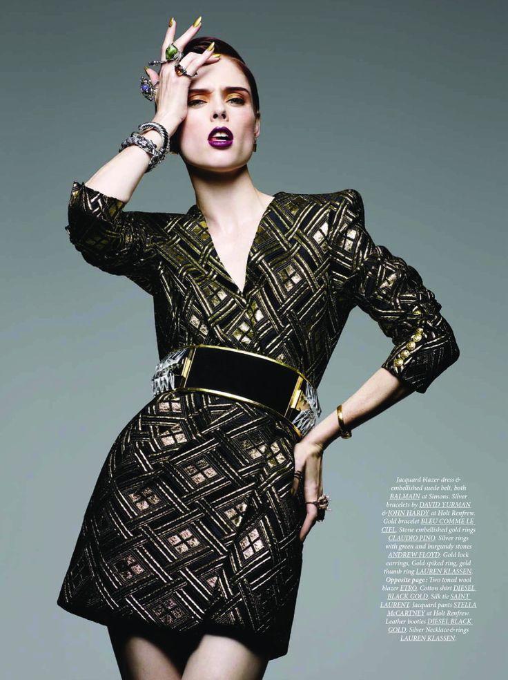 fashion magazi tucker takes - 736×984
