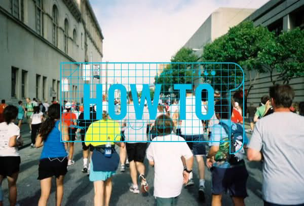 How to organize a 5k Charity Run