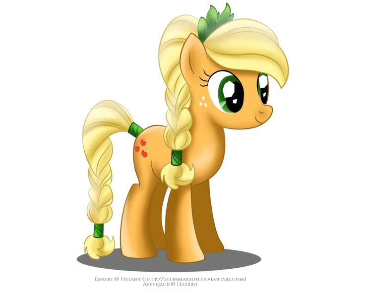 Apple Jack And Rainbow Dash ? | Rainbow dash and Apple jack ...