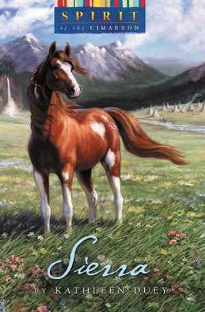 Sierra (Spirit of the Cimarron Series)