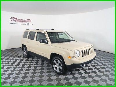 ebay 2017 jeep patriot easy financing new tan 2017 jeep patriot rh pinterest com