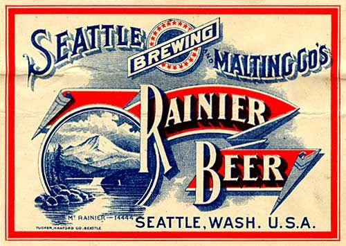 "Anybody remember the Rainier Beer commercial...just a motorcycle going down the road...""Rainierrrrrrr Beeeeerrrrr"""