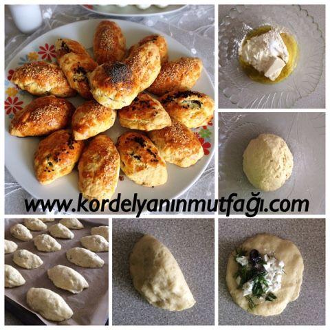 Kordelyanın mutfağı: PRATİK POĞAÇA