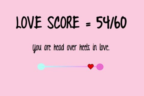 This 20-Question Scientific Test Will Determine Your Love Score