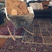 Lounge,IKEA,クッション,ロッキングチェア,ペルシャ絨毯,ムートンに関連する他の写真