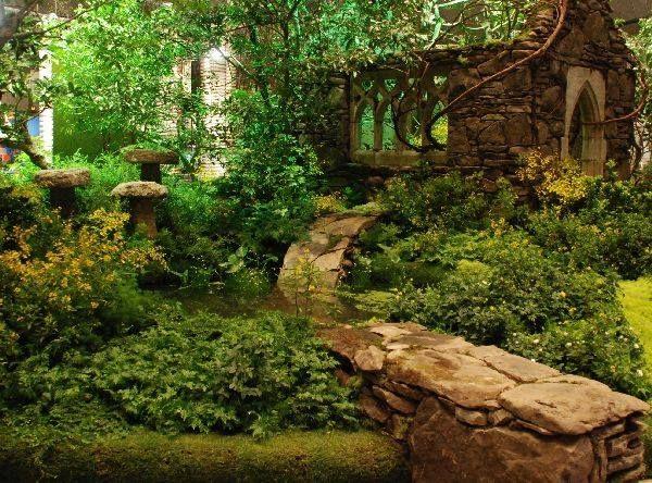 A celtic garden future house ideas pinterest for Garden designs ireland