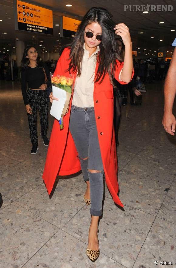 Selena Gomez : marathon mode à Londres, 9 looks sexy en 5 jours