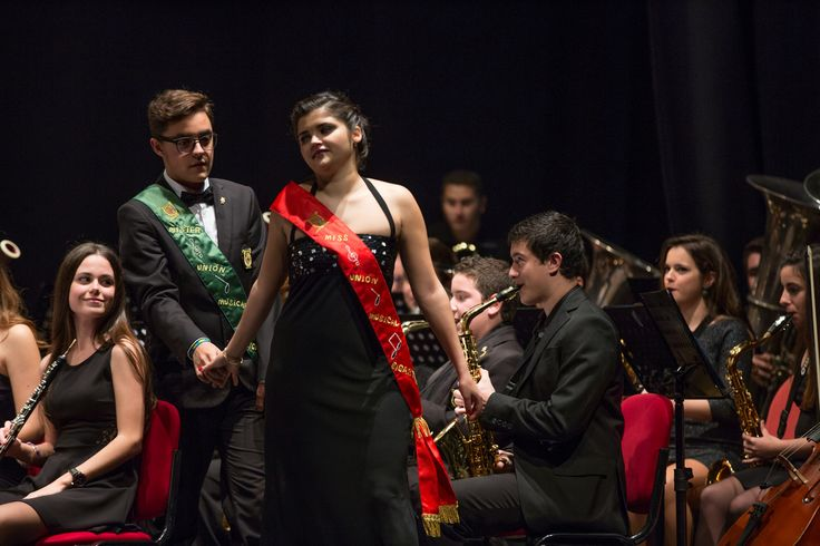 https://flic.kr/p/CA4UuC | Mister and Miss | Each year the band elects one of the young musicians to me Mister and one to be Miss Union Musical Bigastro.   During the Christmas Concert, the band play Waltz No 2 by Dmitri Shostakovich and during the piece the young couple perform a short dance routine to rapturous applause by the audience.