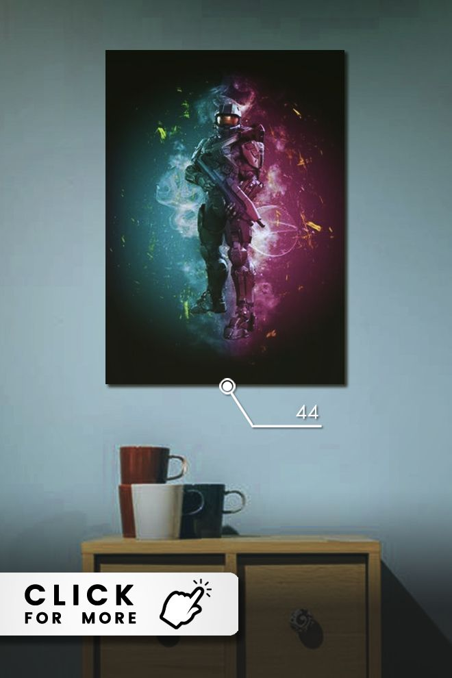 Gaming Posters For Home And Office In 2020 Poster Prints Metal Posters Design Canvas Wall Art