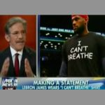 Ignorance to Racism: Geraldo Rivera's Comments on LeBron James I Can't Breathe Shirt http://www.atacrossroads.net/ignorance-racism-geraldo-riveras-comments-lebrons-cant-breathe-shirt/ #ICantBreathe #BlackLivesMatter