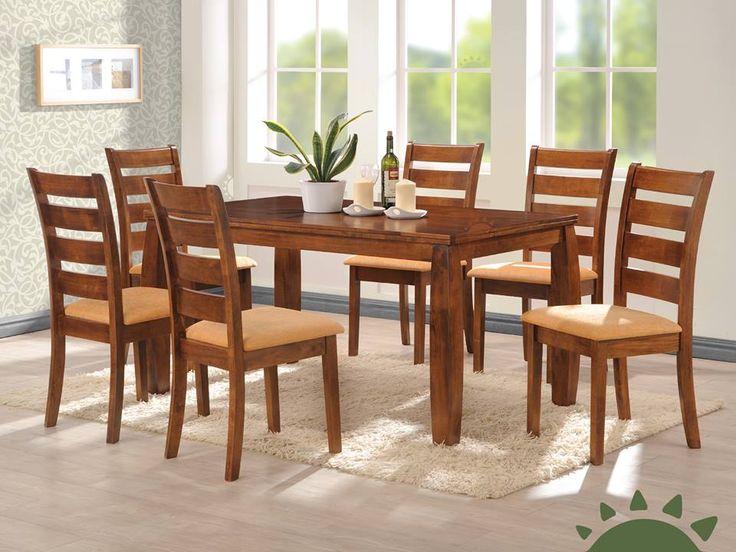 Sillas comodas mesas de comedor forma interesante sillas for Sillas comedor comodas