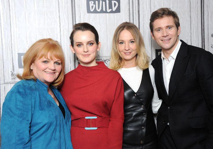 Browse Build Presents Joanne Froggatt, Sophie McShera, Lesley Nicol & Allen Leech Discussing