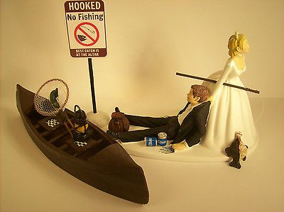 no wedding cake topper 1000 ideas about fisherman cake on fishing 17946