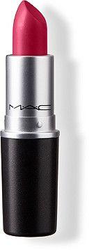 MAC Lipstick Retro Matte Ruby Woo (very matte vivid blue-red)